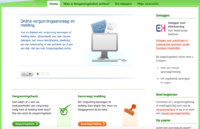 afbeelding omgevingsloket online | Allios Deite vergunningenmanagement